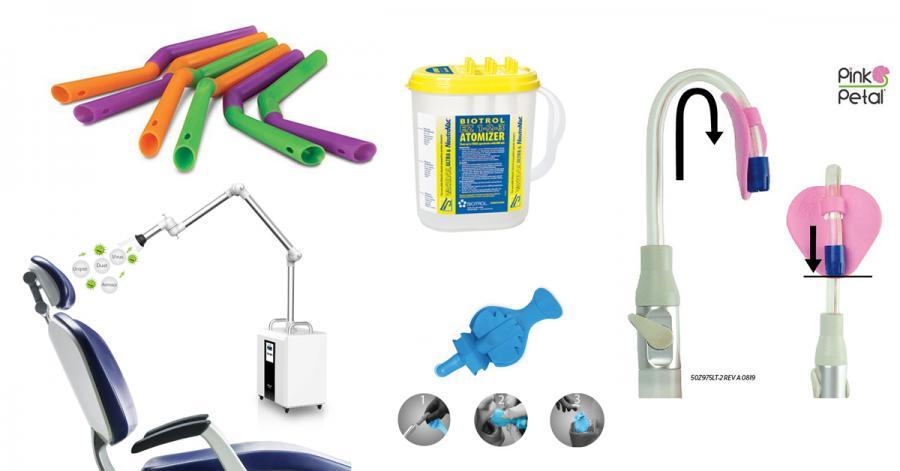 5 Keys To Aerosol Reduction in Dental Settings