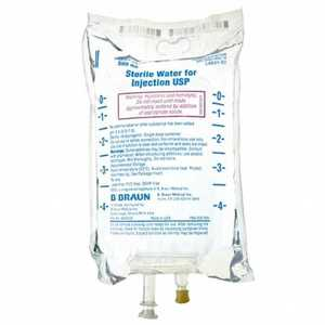 Sterile Water Pouch 500ml Each