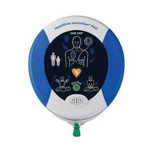 Defibrillator Unit Semi-Automatic Operation HeartSine Electrode / Paddle