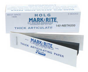 Holg Mark Rite Articulating Papers