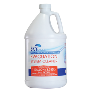Evacuation System Cleaner