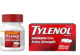 Tylenol Extra Strength 500mg Tabl (100)