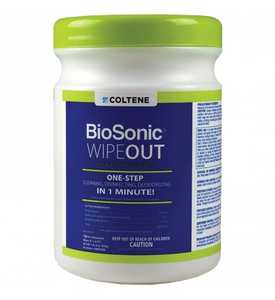 BioSonic WipeOut Wipes