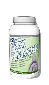 Tray Cleaner 1lb For Alginate and ZOE
