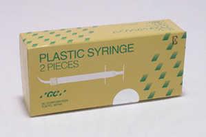 GC Plastic Syringe Kit 2/pkg 001175