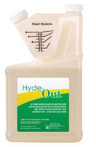 Hyde Out Aldehyde Neutralizer 32oz