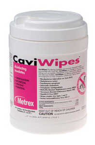CaviWipes Surface Wipes