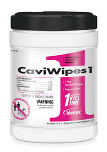 CaviWipes1 Surface Wipes 6