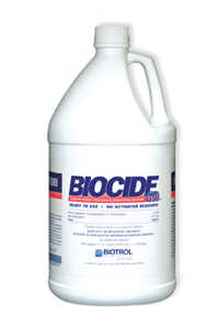 Biocide G30 Sterilization and Disinfecting Solution Gallon