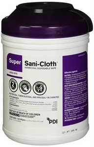 Super Sani-Cloth Germicidal Disposable Wipe Large6
