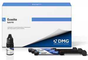 Ecosite Bulk Fill Syringe 4gm (DMG)