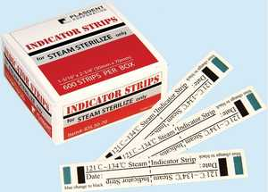Plasdent Indicator Strips PACK OF 600