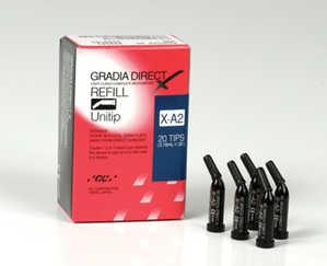 Gradia Direct X Unitips (20) (Gc America)