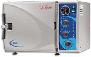 Tuttnauer Sterilizer Model 2340M 120V