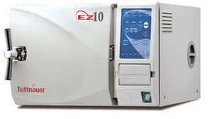 EZ10 Fully Automatic Autoclave Unit 110V