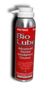 Bio Lube Handpiece Cleaner 7oz Can