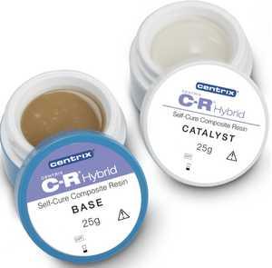 C-R Hybrid Natural Self-Cure