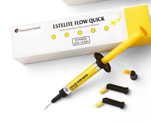 Estelite Flow Quick Syringe 3.6gm (Tokuyama)