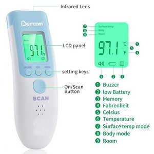 Berrcom Non-Contact Infrared Thermometer JXB-183