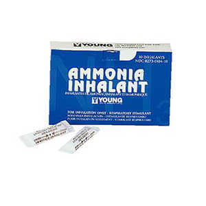 Ammonia Inhalants 10/pack