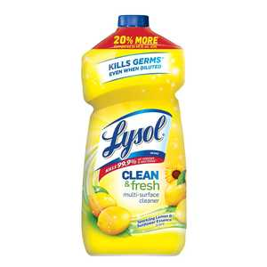 Lysol Clean & Fresh Multi Surface Cleaner 48oz