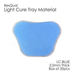 Light Cure Custom Tray Material