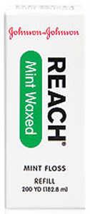 Reach Floss Refill 200yd Pack of 3