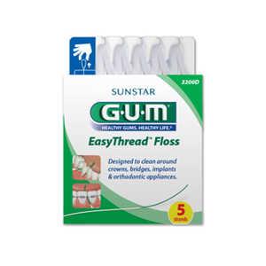 GUM EasyThread Floss
