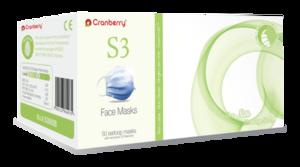 S3 Mask Premium Cranberry