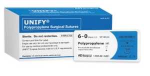 Unify Suture Polypropylene pack of 12