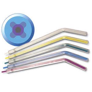 Sky Choice Air Water Syringe Tips Rainbow (250)