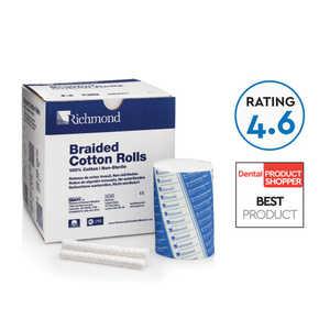 Richmond Braided Cotton Rolls