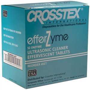 EfferZyme Ultrasonic Cleaning Tablets 52 tablets/box