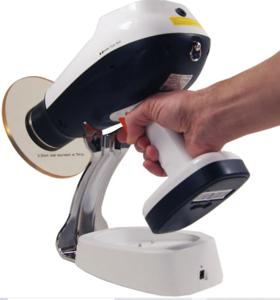 Maxray Cacoon handheld X Ray Unit