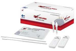 COVID-19 Antigen Test Kit, 25/Box