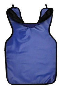 Lead Apron Adult -With Collar