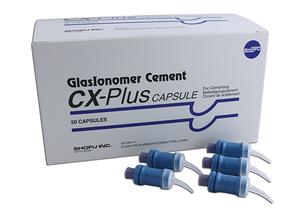 CX-Plus GlasIonomer Capsules