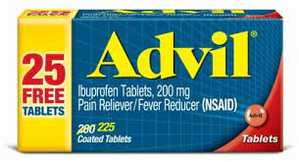 Advil Coated Tablets (225)