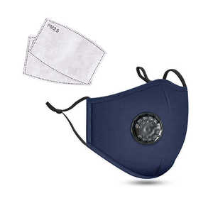 Mask With 2-Carbon Filter (Reusable And Washable) EACH