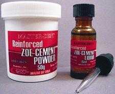 ZOE Cement kit (50g/15ml)