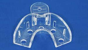 Crystal Clear Impression Trays 12/Pkg