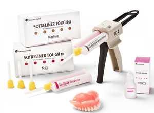 Sofreliner Tough kit (Tokuyama)