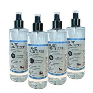 Hand Sanitizer 80% Alcohol Liquid Form 16oz. Bottle