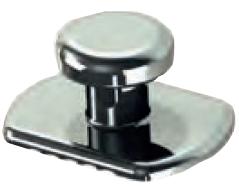 Elliptical Bondable buttons pack of 10