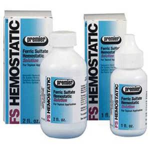 Hemostatic-FS 2 oz. Refill Bottle