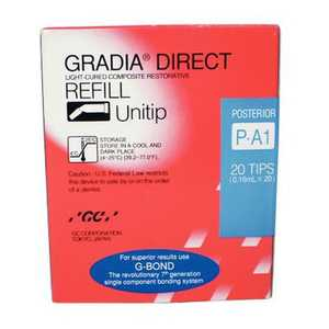 Gradia Direct Unitips (Posterior (GC America)