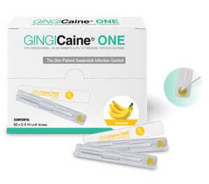 Gingicaine One Unit Dose