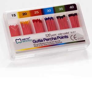 Gutta Percha SpillProof Pack of 120