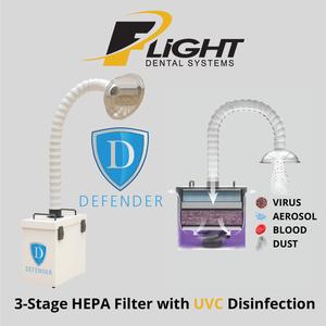 Flight Defender I OR II Oral Evacuator