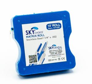 Matrix Rolls SS Sky Choice 10ft